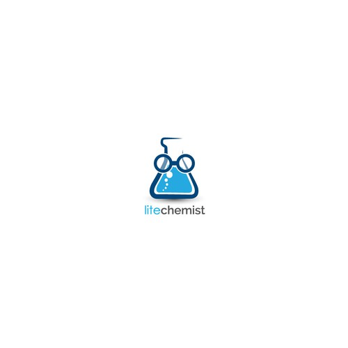 logo for a chemistry news Facebook page