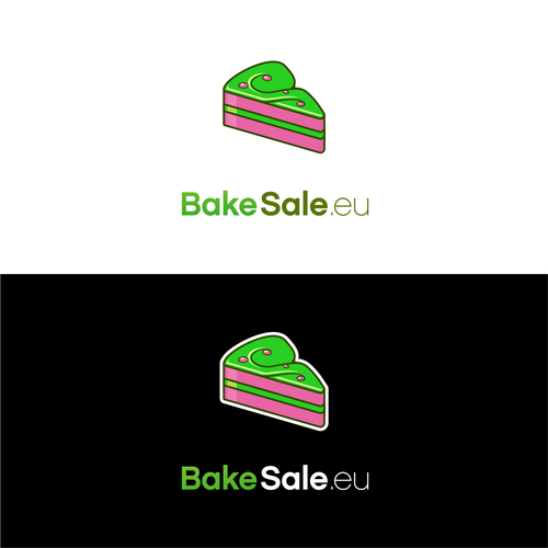 High-end smoke shop logo (Bake Sale.eu )