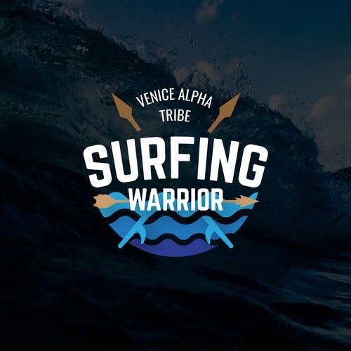 Surf Tribe Logo
