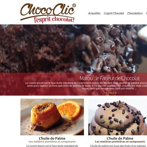 Logo and Web Site design concept