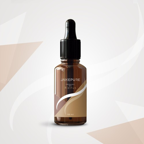 Rizinus-Organic Oil