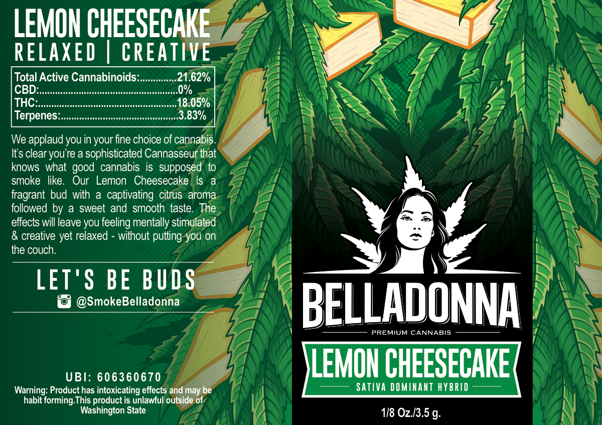 Lemon Cheesecake & Afternoon Delight
