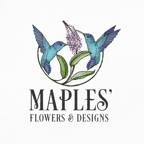 Maples' Flowers and designs