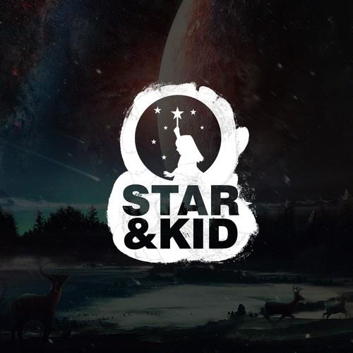 """Logo for """"Star&Kid"""""""