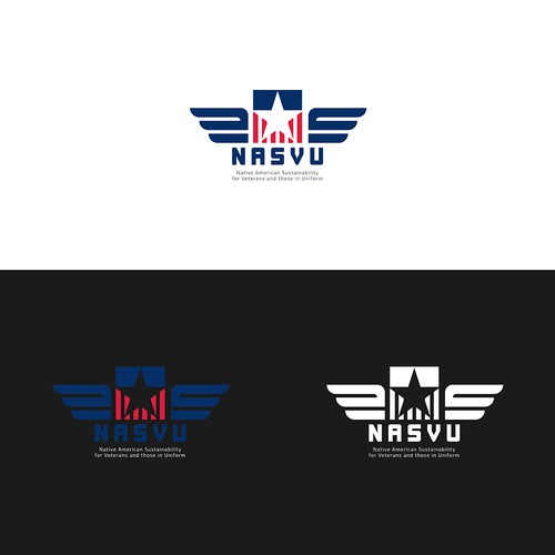 NASVU Logo Design