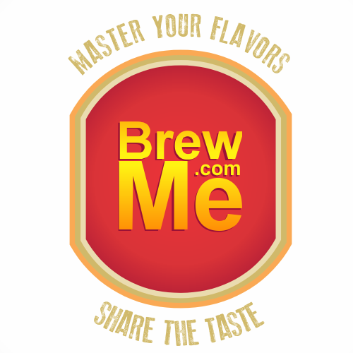 New Logo for Brew Me - A Home Brewing Website - Guaranteed Contest!