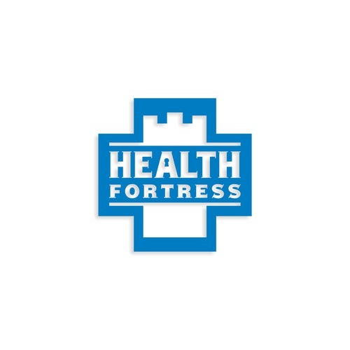 Help Health Fortress with a new logo