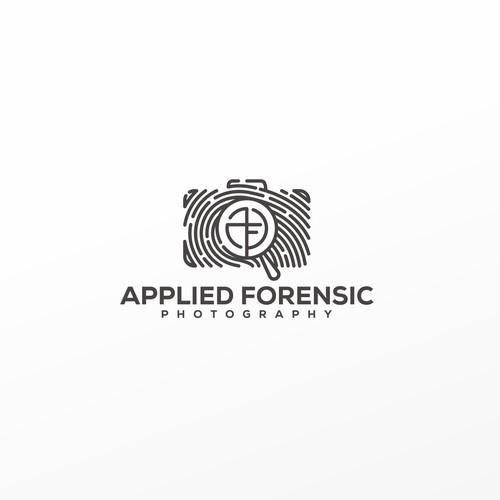 Crisp Logo for Forensic Photography