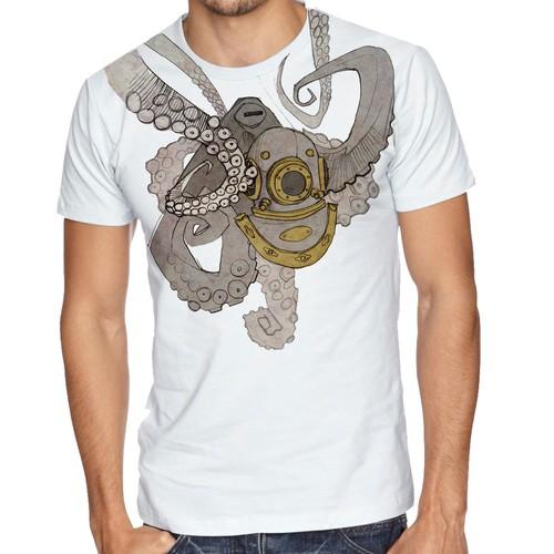 Ocean Creature T-Shirt
