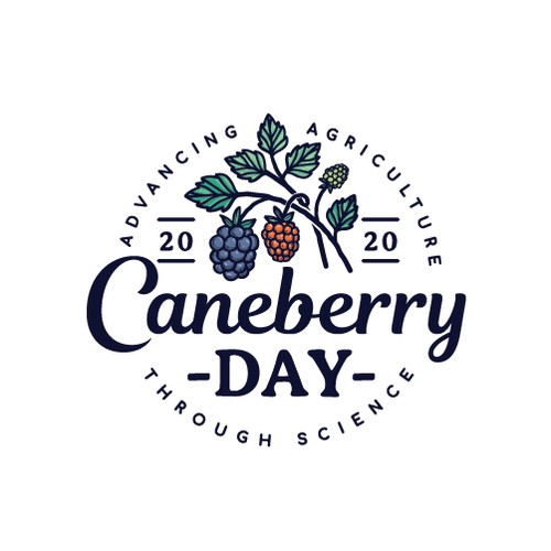 Caneberry Day logo