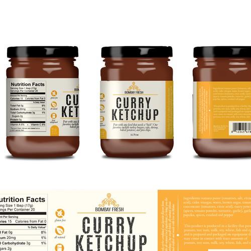 Bombay Fresh Ketchup