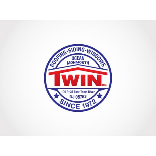 Help Twin Inc. with a new logo