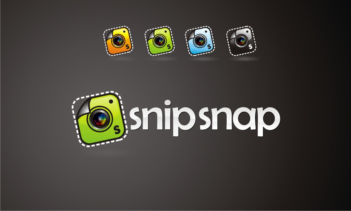 Create a new logo for SnipSnap