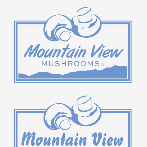 Mountain View Mushroom logo
