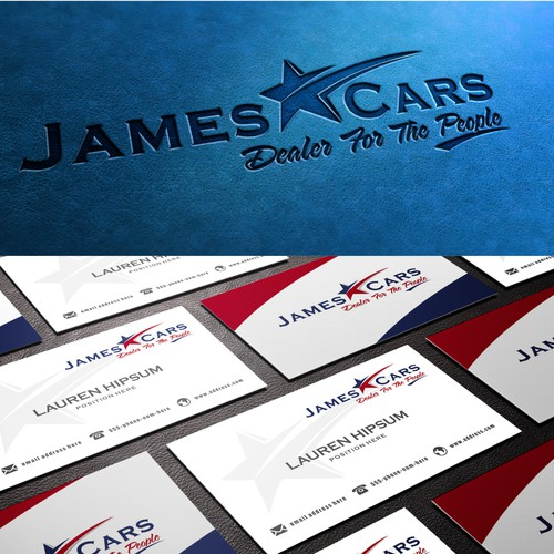 James Cars needs a new logo