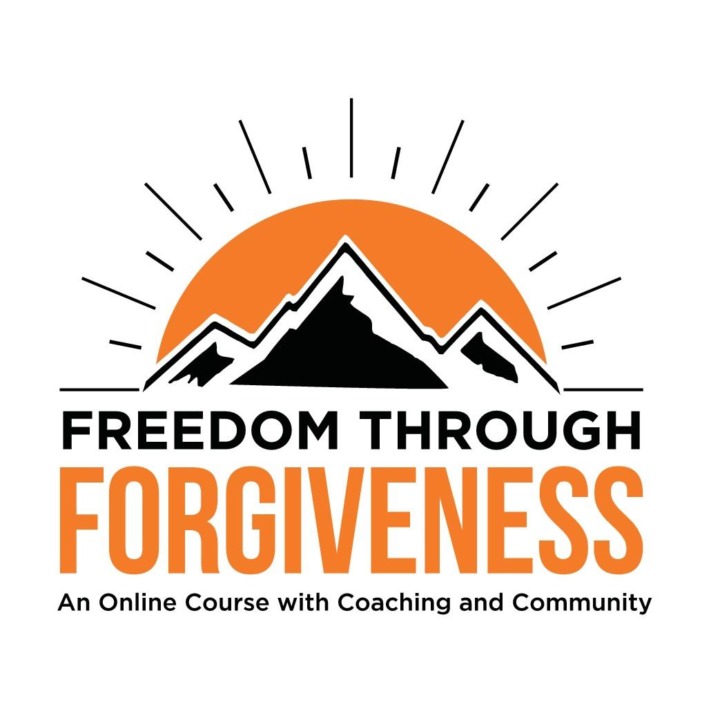 Freedom Through Forgiveness - Online Course Needs Professional Logo