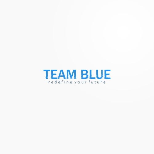 Logo for TEAM BLUE
