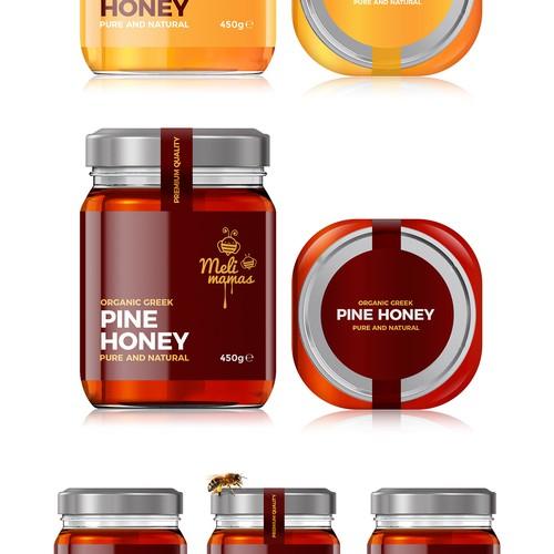 Meli Mamas Honey