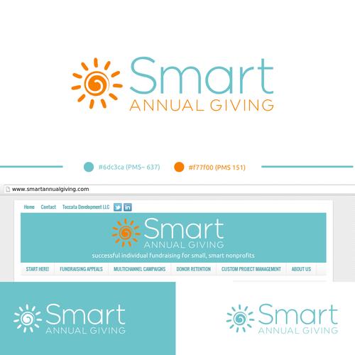 Nonprofit fundraising website needs logo