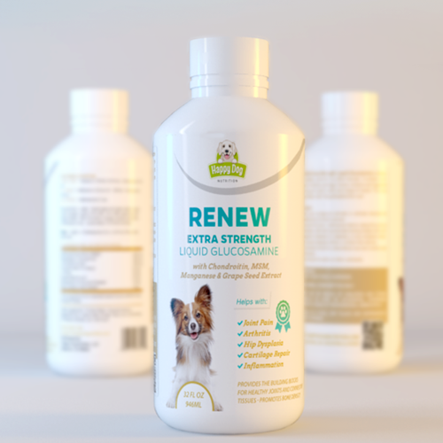 Liquid Supplement for pets