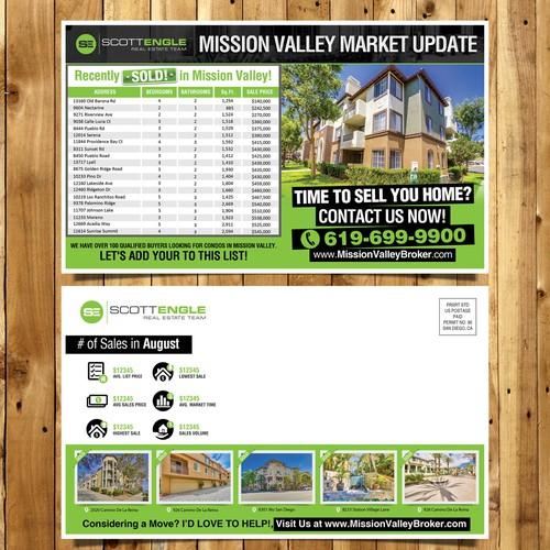Mission Valley Postcard