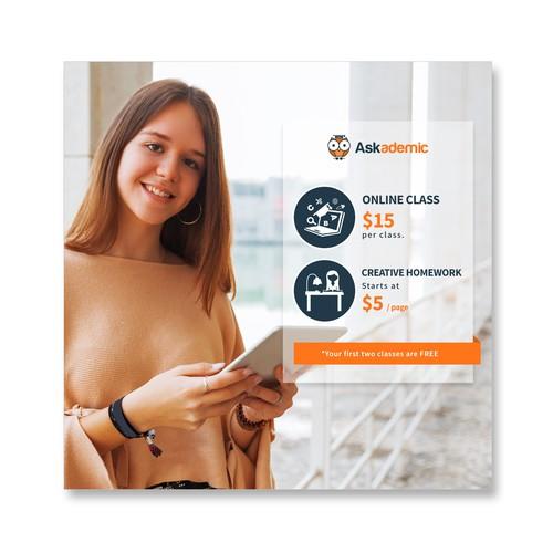 Online Tutoring Service