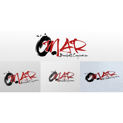 logo for O.Mar Baseball Corporation