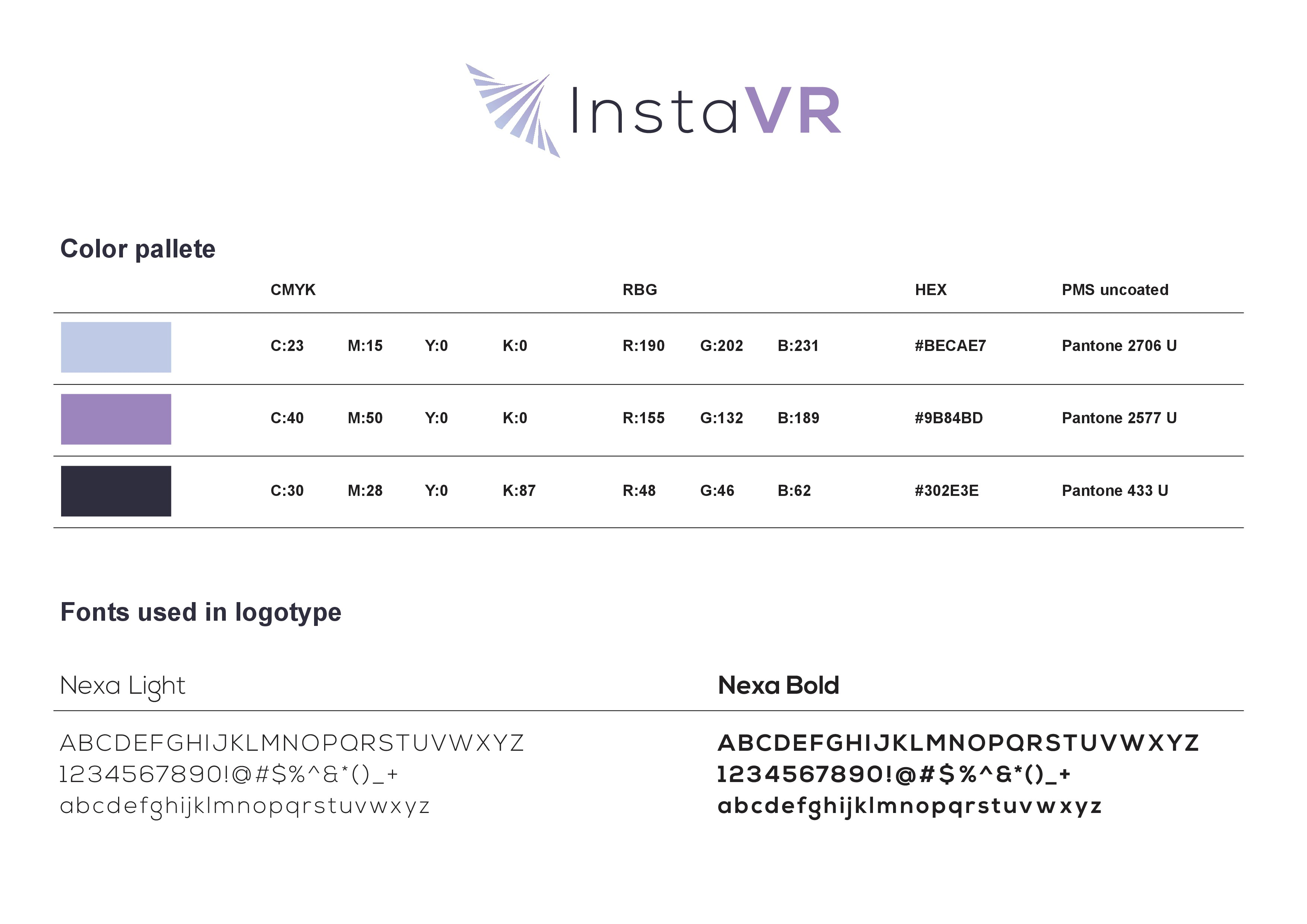 Virtual Reality Startup: InstaVR Logo