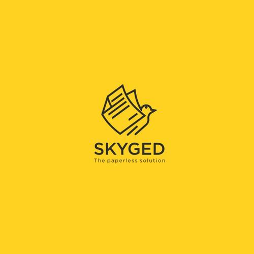 skyged