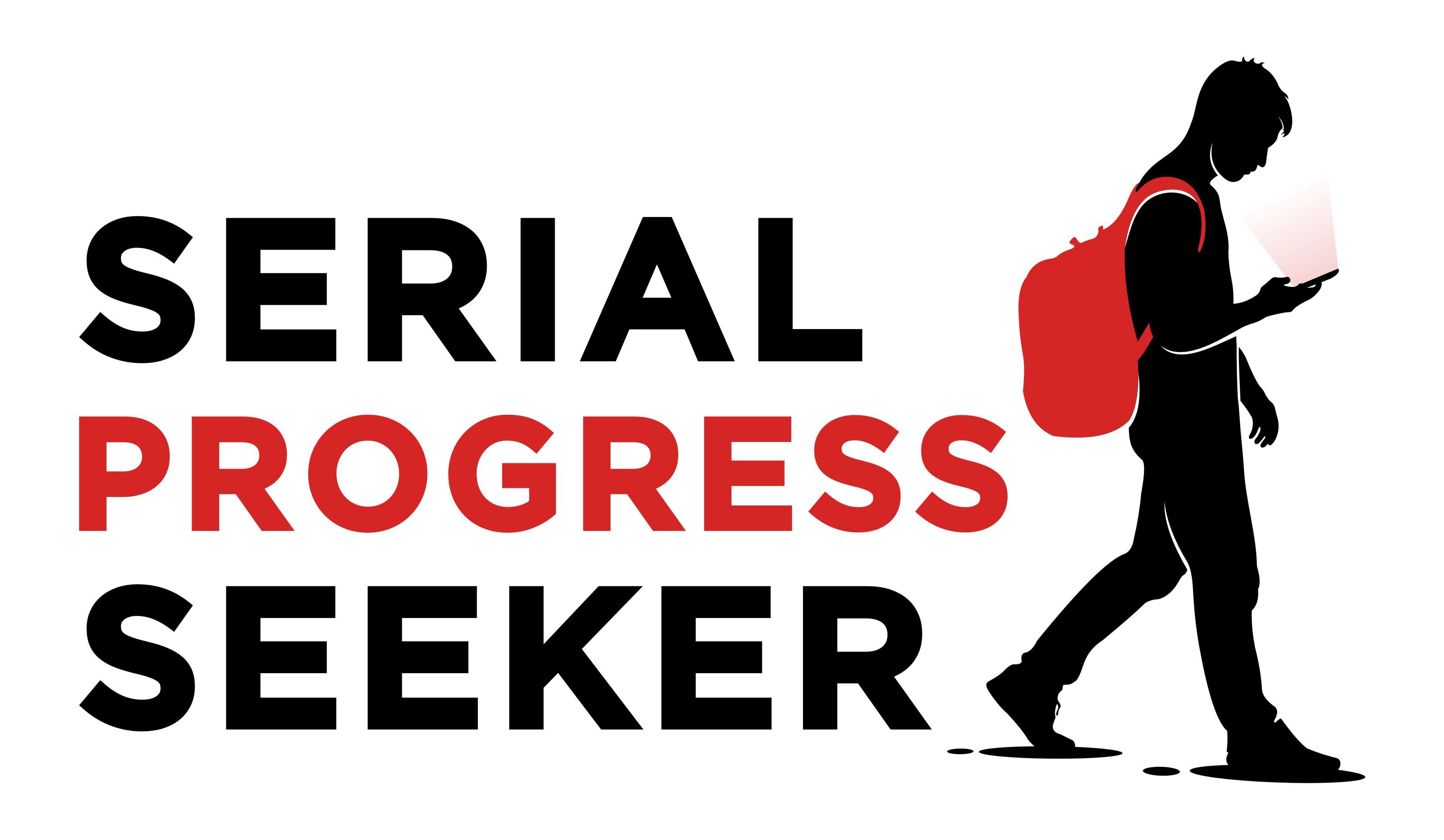 Serial Progress Seeker Logo