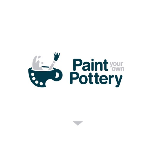 Logo Paint your own Pottery
