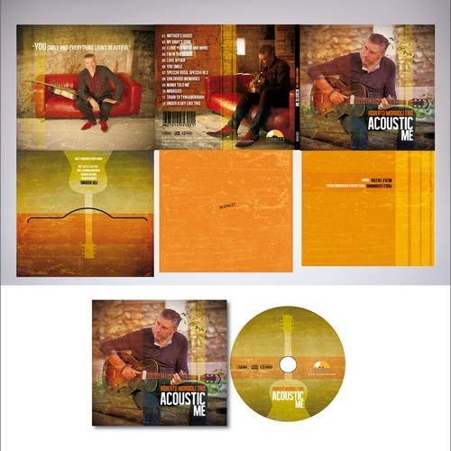 Roberto Morbioli - Acoustic Me