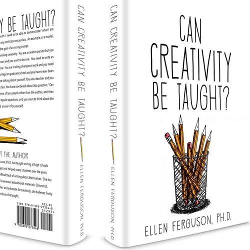 Book Cover for Can Creativity Be Taught?