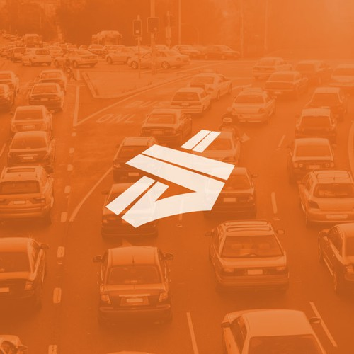 Logo Design for Traffic Simulator Software