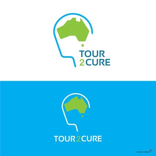 Tour 2 Cure logo