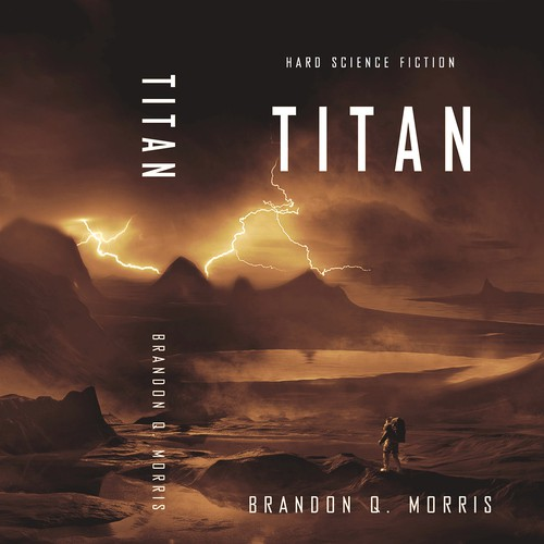 'Titan' book cover