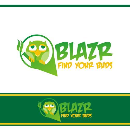 logo for Blazr