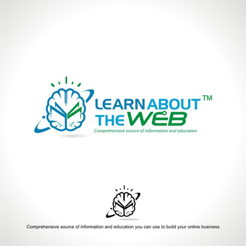Learn About  the web logo
