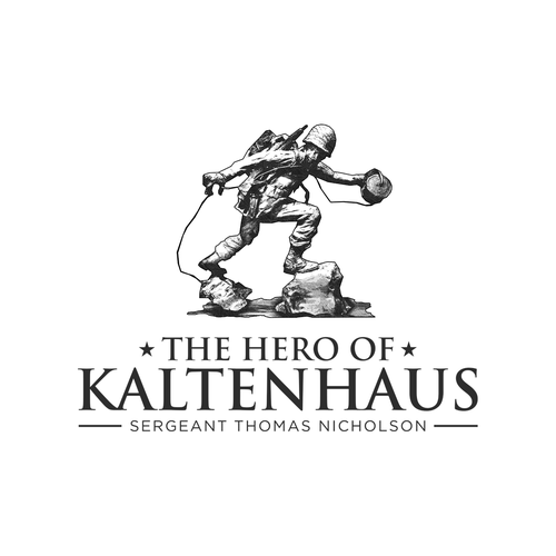 Logo design for The Hero of Kaltenhaus