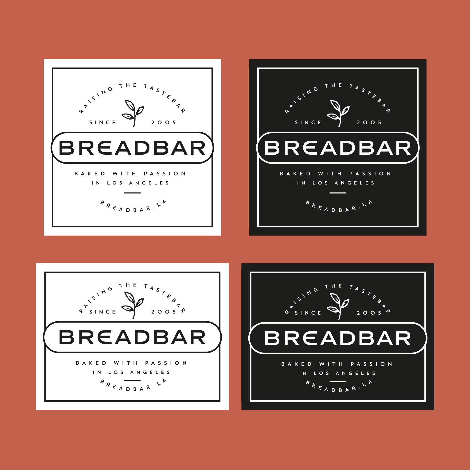 BREADBAR - Stickers continued