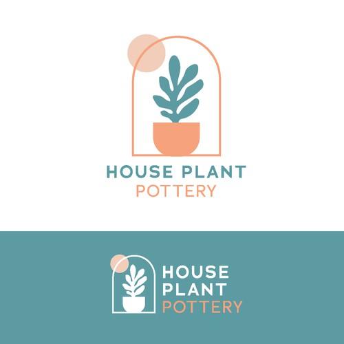 House Plant Pottery