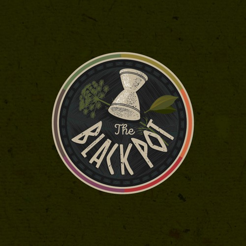 Logo for The Black Pot