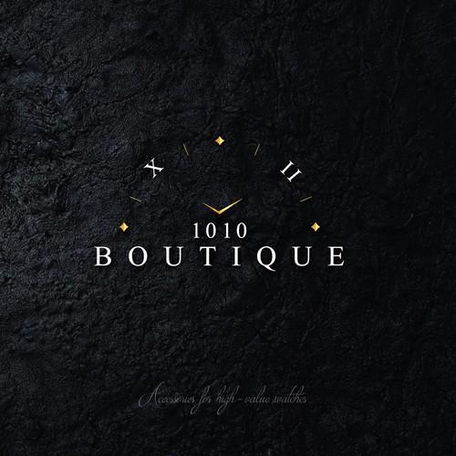 Luxury shop boutique