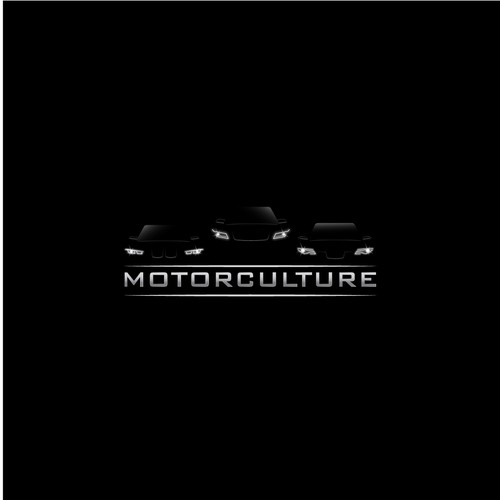 A modern logo for the next generation of car enthusiasts