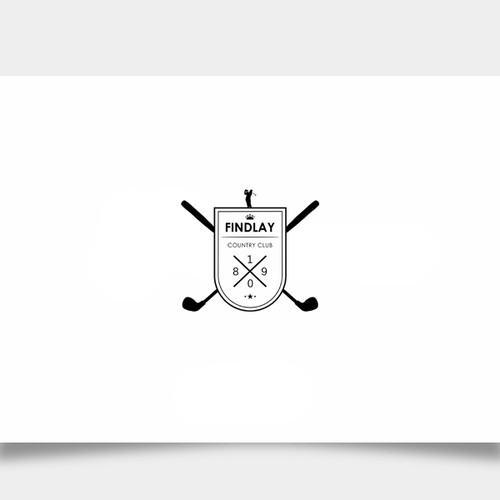 Create the new logo for an established, private club