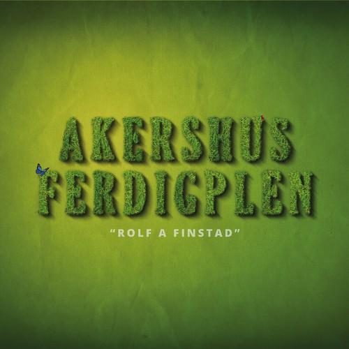 Create a professional logo for Akershus ferdigplen in Norway