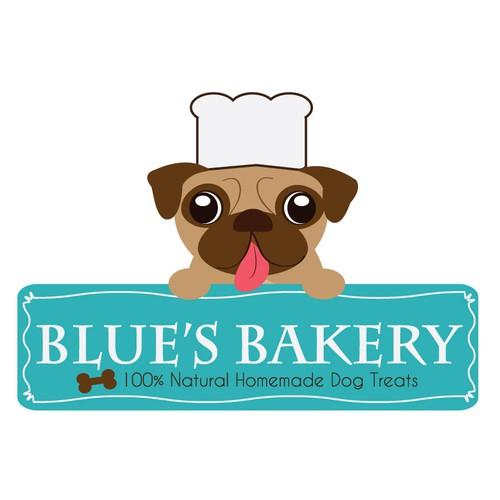 Blue's Bakery needs a new logo