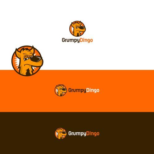 Grumpy Dingo