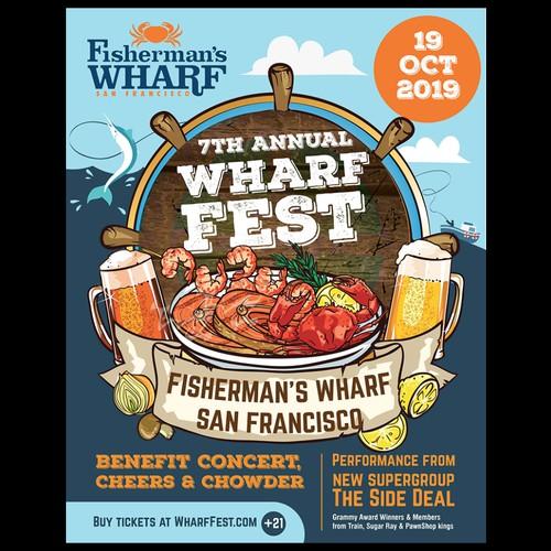 7th Annual Wharf Fest