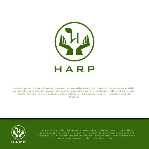 HARP design logo contest entry